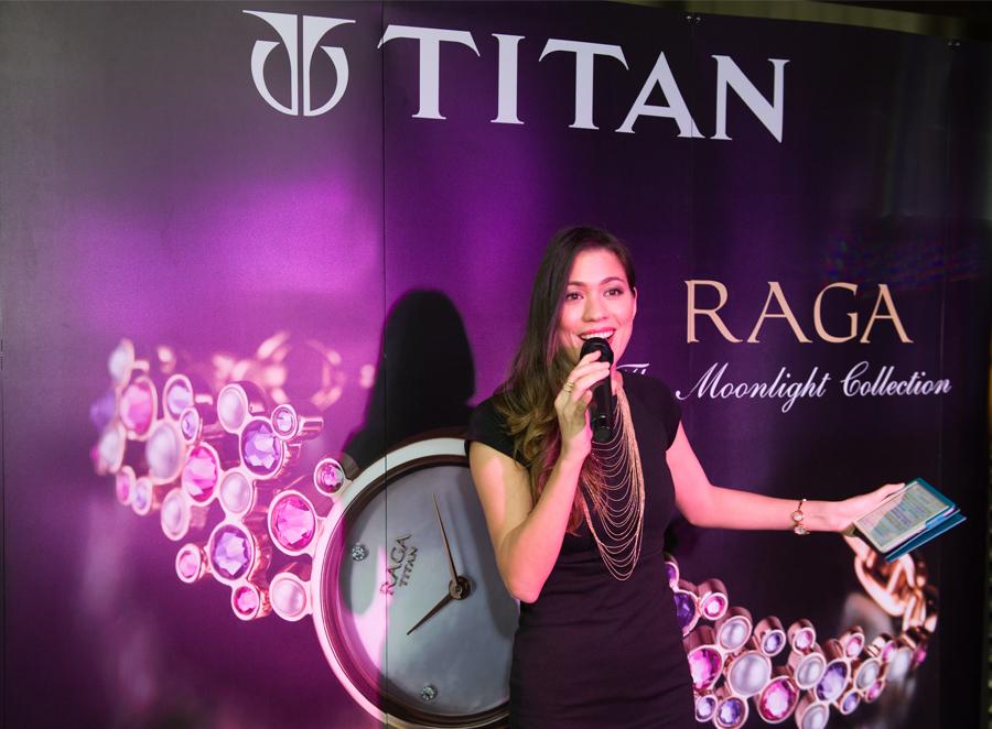 TITAN Moonlight Collection Press Meet 2015
