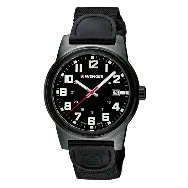 WENGER WATCH 01.0441.140 FIELD CLASSIC COLOR