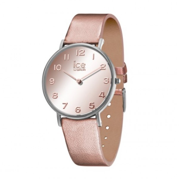CITY MIRROR ROSE-GOLD SMALL (S) 014435